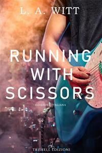 Cover Running with scissors: Edizione italiana