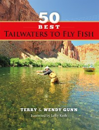 Cover 50 Best Tailwaters to Fly Fish