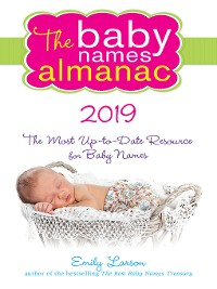 Cover The 2019 Baby Names Almanac
