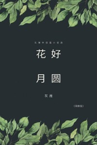 Cover Full Moon Flower - A Collection of Selected Short Stories and Novellas (Simplified Chinese Edition)