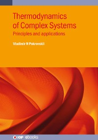 Cover Thermodynamics of Complex Systems