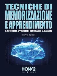 Cover Tecniche di Memorizzazione e Apprendimento