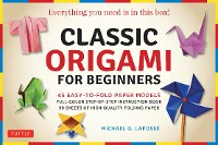 Cover Classic Origami for Beginners Kit Ebook