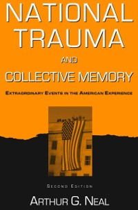 Cover National Trauma and Collective Memory