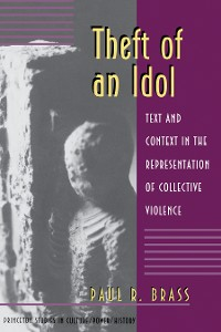 Cover Theft of an Idol