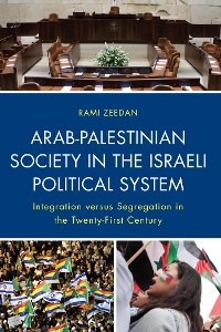 Cover Arab-Palestinian Society in the Israeli Political System