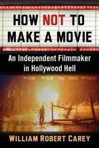 Cover How Not to Make a Movie