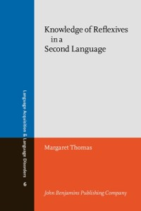 Cover Knowledge of Reflexives in a Second Language
