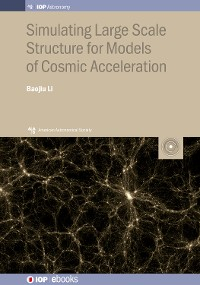 Cover Simulating Large-Scale Structure for Models of Cosmic Acceleration