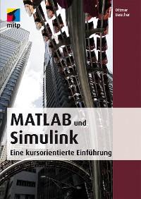 Cover MATLAB und Simulink
