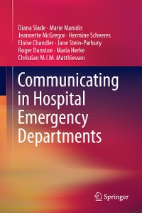 Cover Communicating in Hospital Emergency Departments