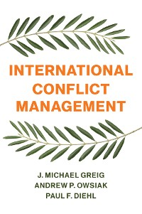 Cover International Conflict Management