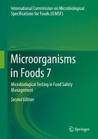 Cover Microorganisms in Foods 7