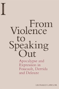 Cover From Violence to Speaking Out