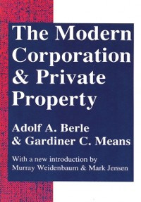 Cover Modern Corporation and Private Property