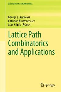 Cover Lattice Path Combinatorics and Applications