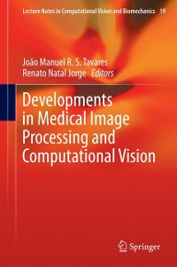 Cover Developments in Medical Image Processing and Computational Vision