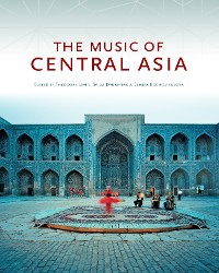 Cover The Music of Central Asia, Ebook 1