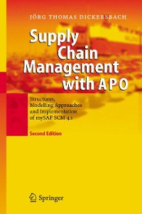 Cover Supply Chain Management with APO