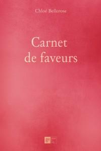 Cover Carnet de faveurs