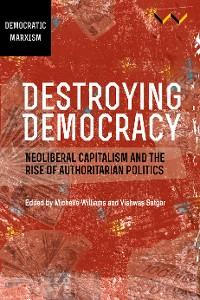 Cover Destroying Democracy