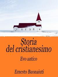 Cover Storia del Cristianesimo Vol.1