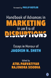 Cover Handbook of Advances in Marketing in an Era of Disruptions