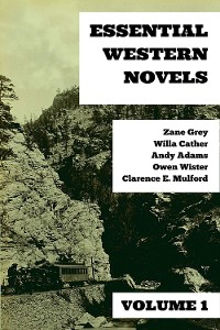 Cover Essential Western Novels - Volume 1