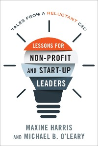 Cover Lessons for Nonprofit and Start-Up Leaders
