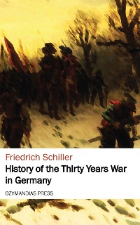 Cover History of the Thirty Years War in Germany