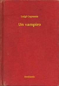 Cover Un vampiro