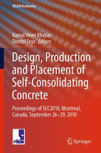 Cover Design, Production and Placement of Self-Consolidating Concrete