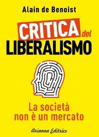 Cover Critica del Liberalismo
