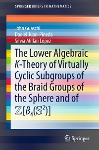 Cover The Lower Algebraic K-Theory of Virtually Cyclic Subgroups of the Braid Groups of the Sphere and of ZB4(S2)