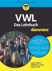 Cover VWL für Dummies. Das Lehrbuch