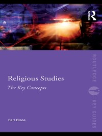 Cover Religious Studies: The Key Concepts