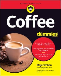 Cover Coffee For Dummies