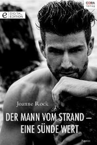Cover Der Mann vom Strand - eine Sünde wert