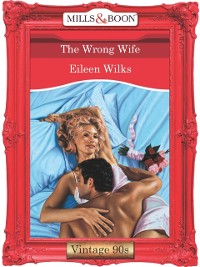 Cover Wrong Wife (Mills & Boon Vintage Desire)