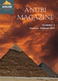 Cover Anubi Magazine N° 2