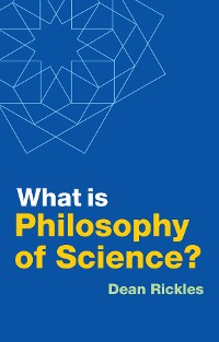 Cover What is Philosophy of Science?