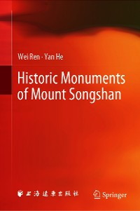 Cover Historic Monuments of Mount Songshan