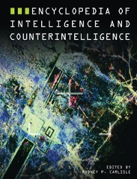Cover Encyclopedia of Intelligence and Counterintelligence