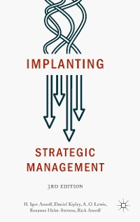 Cover Implanting Strategic Management