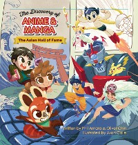 Cover The Discovery of Anime and Manga