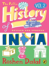 Cover Puffin History of India Volume 2