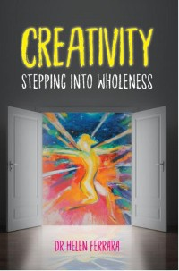 Cover Creativity Stepping into Wholeness