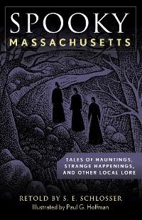 Cover Spooky Massachusetts