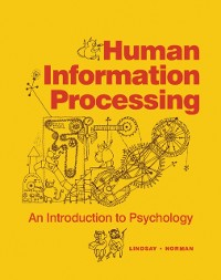 Cover Human Information Processing