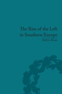 Cover Rise of the Left in Southern Europe